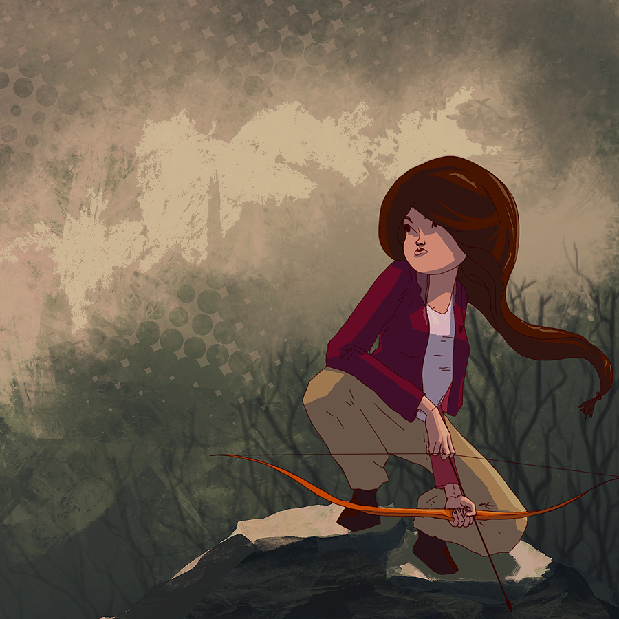 Katniss Fanart
